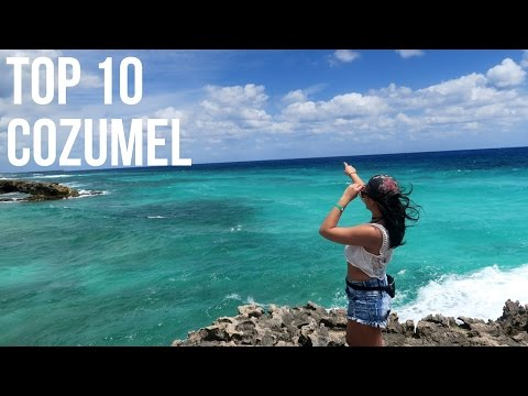 10 Amazing Things To Do in Cozumel Mexico