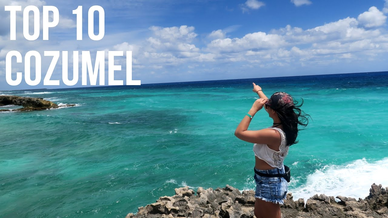10 Amazing Things To Do in Cozumel Mexico - YouTube
