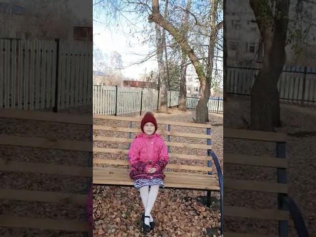 Изображение предпросмотра прочтения – АлександраБобб читает произведение «Гой ты, Русь, моя родная!..» С.А.Есенина