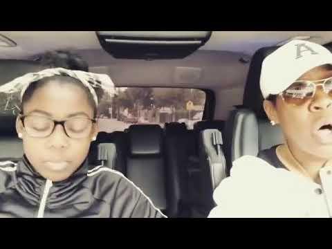 Tichina Arnold singing Mary J. Blige song