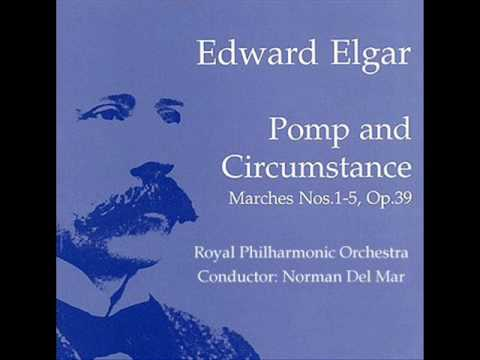 Elgar pomp and circumstance marches no 3 youtube for Pomp and circumstance