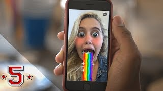 5 Video Pazzeschi e Incredibili da SNAPCHAT