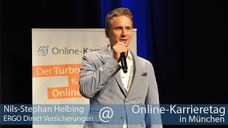 "Nils-Stephan Helbing, ERGO Direct Versicherungen: ""Die Krawatte kann man getrost ablegen."""