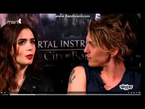 Jamie Campbell Bower  Funny moments 2