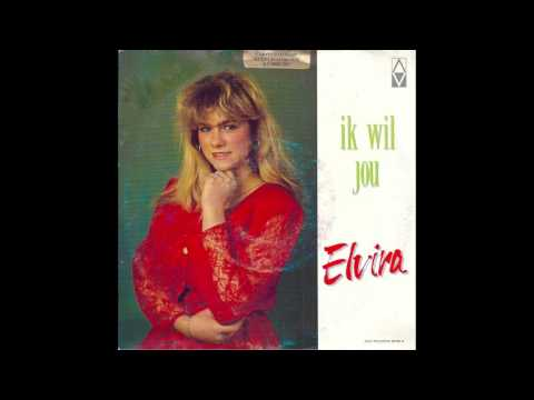 Elvira - Ik Wil Jou (synth Disco, Belgium, 1990)