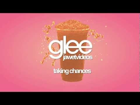 Glee Cast - Taking Chances (karaoke version)