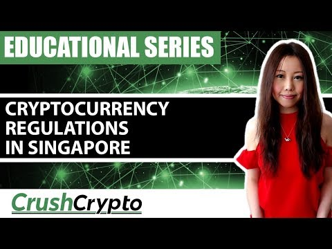 Cryptocurrency Regulations In Singapore