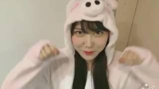 NMB48白間美瑠    私、人間ですねん!20170228 2017 Video