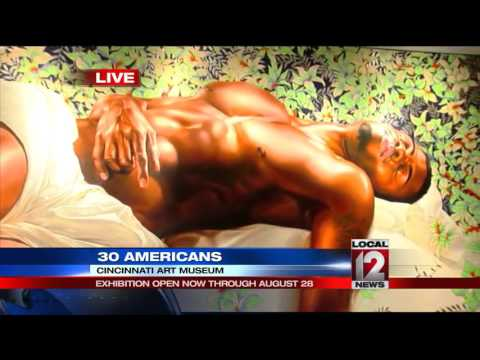 Provocative exhibit showcases African American artists