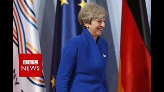 G20 SUMMIT: May vows to be 'bold' on the world stage - BBC News