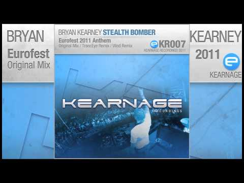 Bryan Kearney - Stealth Bomber (Original Mix)