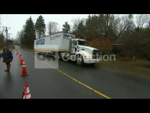 CT SHOOTING-MOVING TRUCKS AT SCHOOL