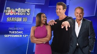 Season 10 of #TheDoctors is Here!
