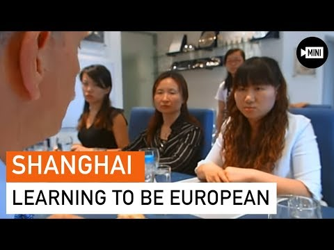 Shanghai: Getting ready for European Business | Culture