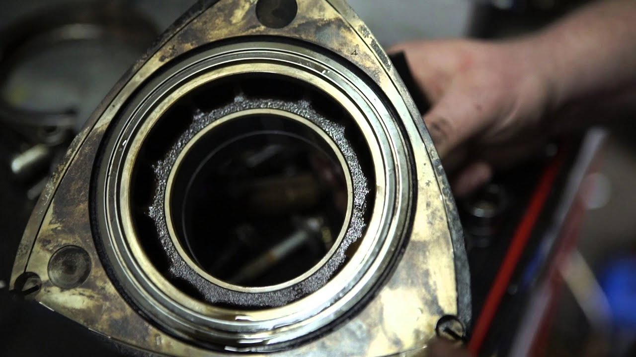How Apex Seals Work In A Rotary Engine Rx7 Rx8 13b