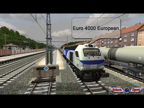 Инструкция по запуску Euro 4000 European
