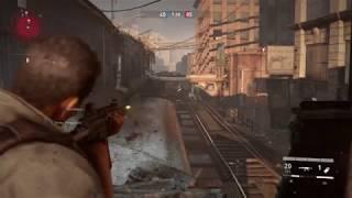 World War Z - PVP Multiplayer Scavenge Raid on Railway Station: Tatsuo Matsumoto Gameplay (2019)