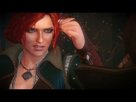 The Witcher 3: Wild Hunt - The Sword Of Destiny Trailer