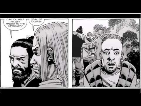 The Walking Dead Issue 153 HD