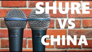 Смотреть клип SHURE или CHINA! Кто сильнее? Как отличить? онлайн