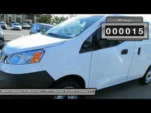 2017 Nissan NV200 Compact Cargo 21704