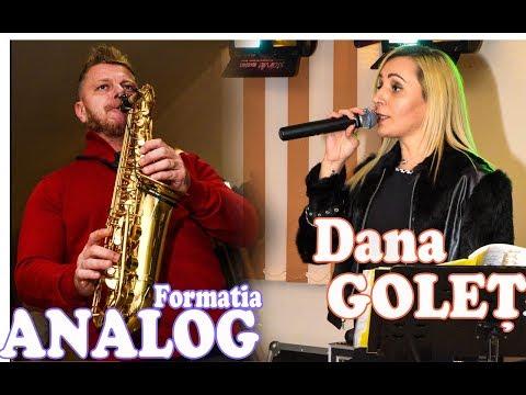 Dana GOLEŢ & Formaţia ANALOG II E tarziu si lumea doarme II Majorat Alexandra