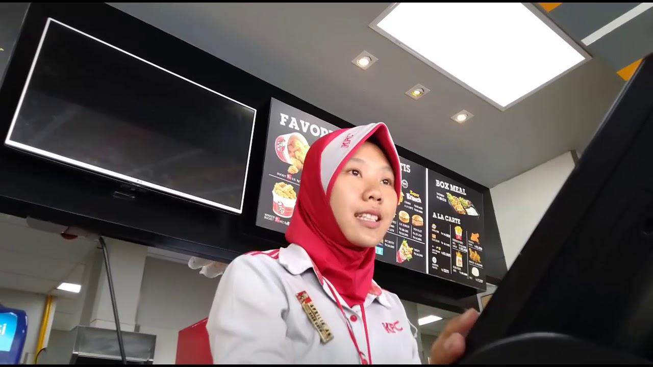 Daftar Menu dan HARGA KFC - YouTube
