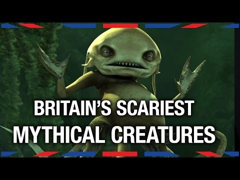 Britain's Scariest Mythical Creatures