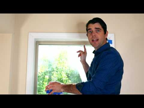 How to Install Blinds | Faux Wood Blinds | Inside Mount Window Blind Installation | MOORE APPROVED