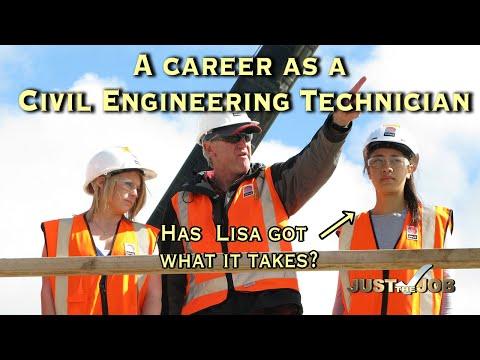 A Career as a Civil Engineering Technician (JTJS52010)