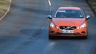 2011 volvo v60 r design car throttle review