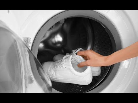 How to clean white trainers with these simple hacks