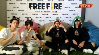 Free Fire Hot Shot x OhmFluke x KaoEarth