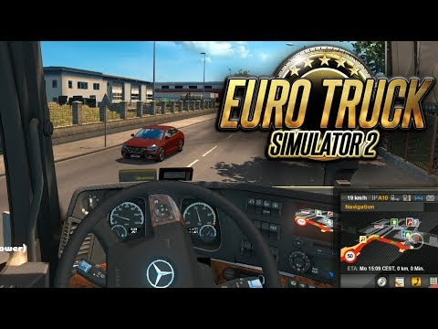 EURO TRUCK SIMULATOR 2 🚚 S02E26 • Ankunft in Toulouse • LET'S PLAY ETS 2