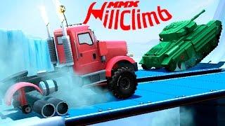 МАШИНКИ MMX HILL CLIMB #4 ЧУМОВЫЕ ТАЧКИ ГОНКИ игровой мультик про машинки машины монстры как ВСПЫШ