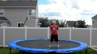 trampoline tutorials double backflip