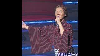 演歌歌手山川豊(60)田川寿美(43)水森かおり(45)氷川きよし(41)...