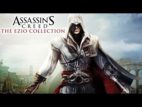 Assassin's Creed 2 - The Ezio Collection - Parte 1: A Lenda [ Playstation 4 PRO - Playthrough ]