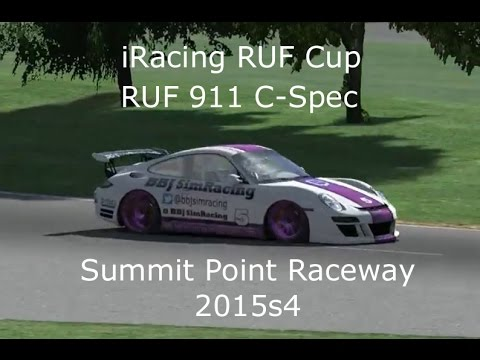 iRacing RUF Cup Summit Point Raceway RUF 911 C-Spec 2015s4