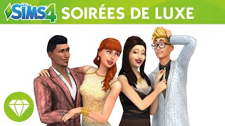 Les Sims 4: Soirées de Luxe (Kit d'objets)