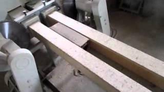 Maquina para fabricar Block de madera
