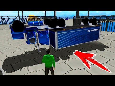 Вертикальная РАМПА спуск с опасной высоты - Vertical RAMP прохождение игры про тачки гонки грузовик