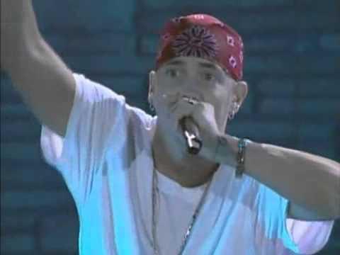 Eminem ft. Dido - Stan (live)