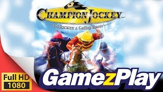 Champion Jockey: G1 Jockey & Gallop Racer official E3 HD trailer - PS3 X360 Wii