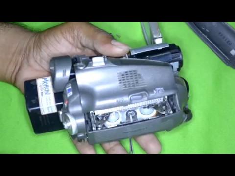 How To Repair Panasonic Nv Gs27 Youtube