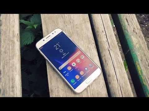 Samsung Galaxy J7 2017 - отличная замена Xiaomi?