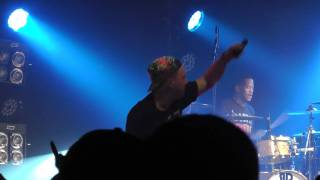 Andy Mineo-Freestyle- Memphis Oct 7th 2011