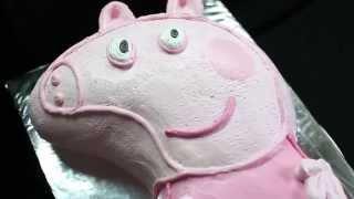 торт свинка Пеппа | торт на заказ