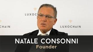 Luxochain - Intervista al Founder, Natale Consonni