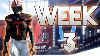 JOSH GORDON IS STILL WITH THE BROWNS!?! | MADDEN 18 MY CAREER MODE